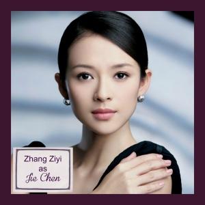 Zhang as Jie Chen