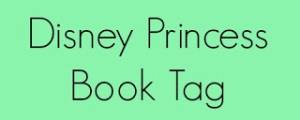 disney princess book tag