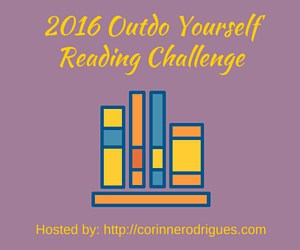 2016 Outdo Yourself Reading Challenge