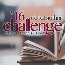 The 2016 Debut Authors Challenge