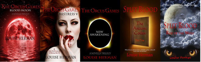 All Book Covers to Date