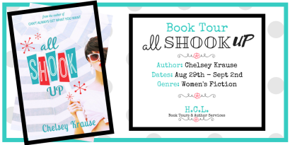 All Shook Up Blog Tour Promo