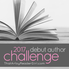 The 2017 Debut Authors Challenge