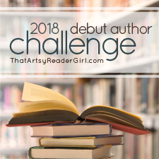 The 2018 Debut Authors Challenge